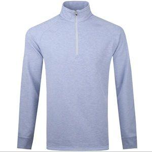 99555e9e7e43 Dunning Sweaters - 🆕 DUNNING Golf Atlas Thermal Fleece Quarter Zip S